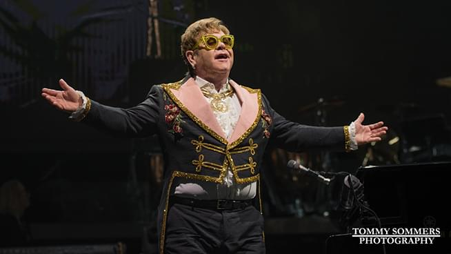 Elton John Lands Oscar Nomination