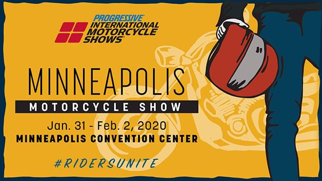 Win Progressive International Motorcycle Show Tickets!
