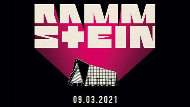 SEP 3 • Rammstein