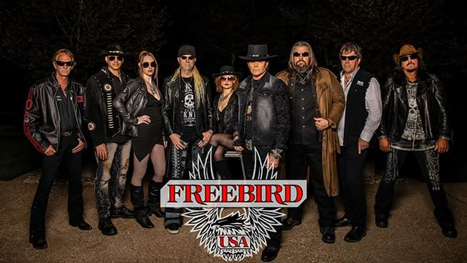 FEB 29 • Freebird USA: Nation's Best Lynyrd Skynyrd Tribute with Guest Free Fallin
