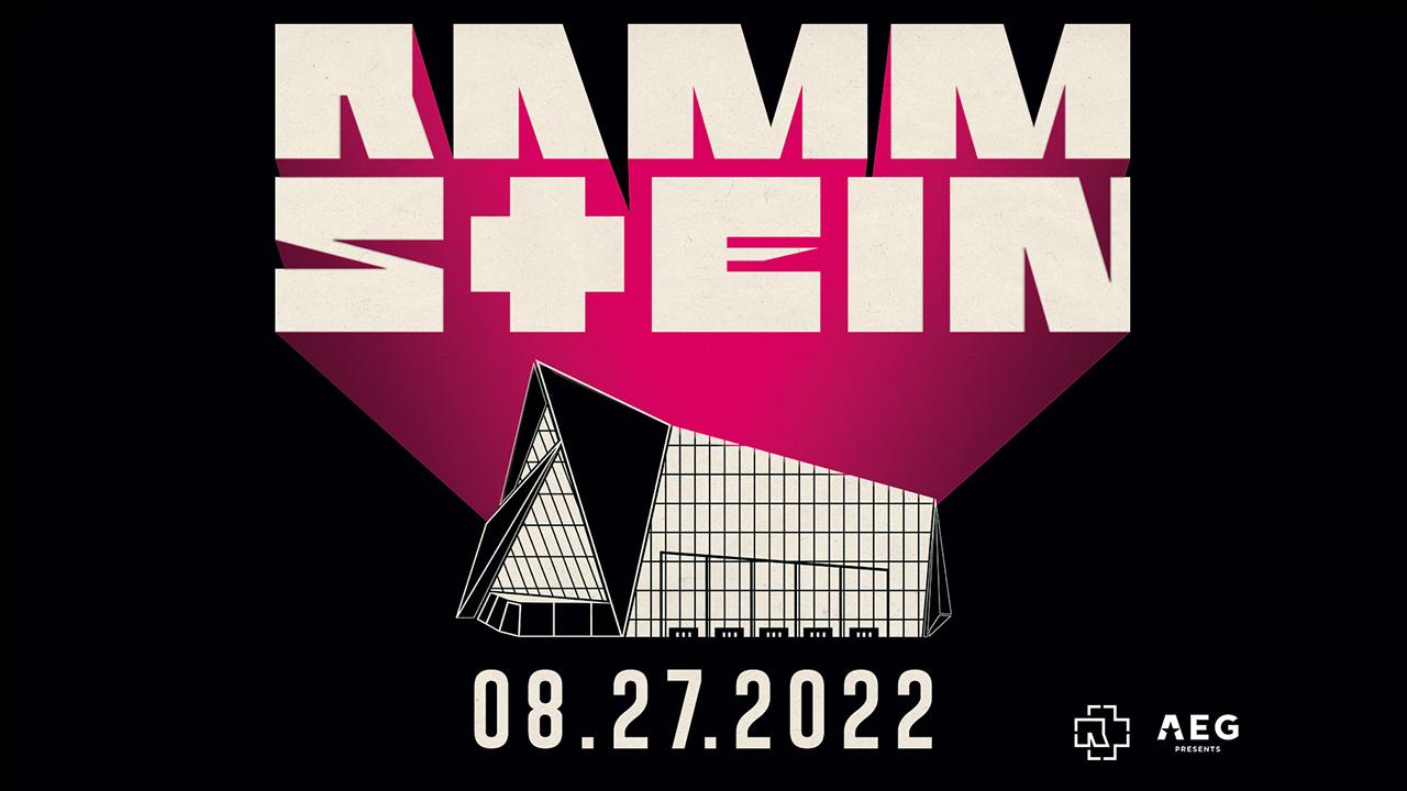 AUG 27 • Rammstein