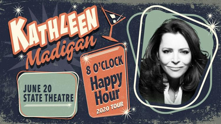 JUN 20 • Kathleen Madigan (9:30pm)