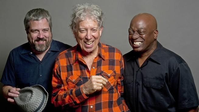APR 10 • Elvin Bishop's Big Fun Trio with Guest Miss Myra and the Moonshiners