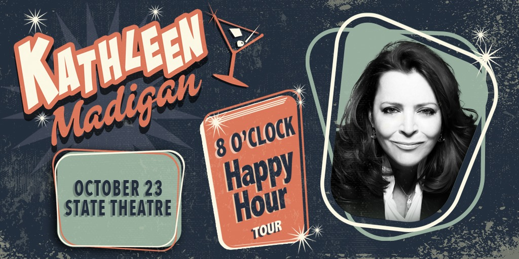 OCT 23 • Kathleen Madigan (7pm)