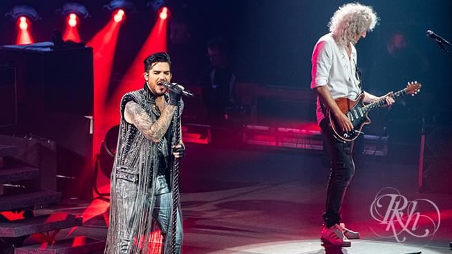 Queen + Adam Lambert Cover Led Zeppelin