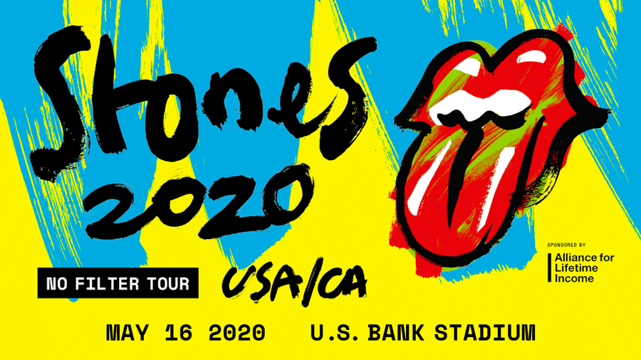 MAY 16 • The Rolling Stones