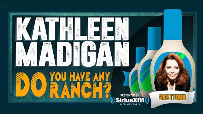 OCT 23 • Kathleen Madigan (Two Shows!)