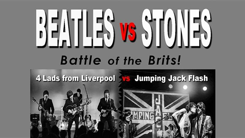 FEB 6 • Beatles vs Stones