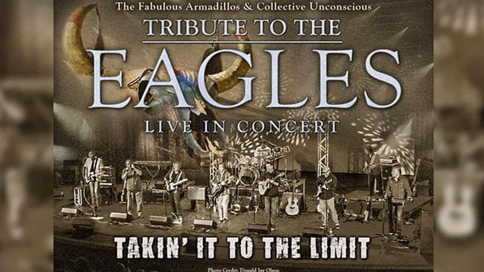 "FEB 19 • Fabulous Armadillos: ""Takin it to the Limit"" Eagles Tribute"