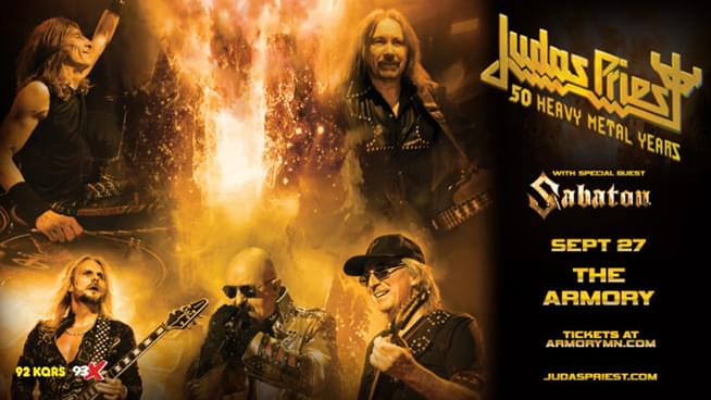 SEP 27 • Judas Priest
