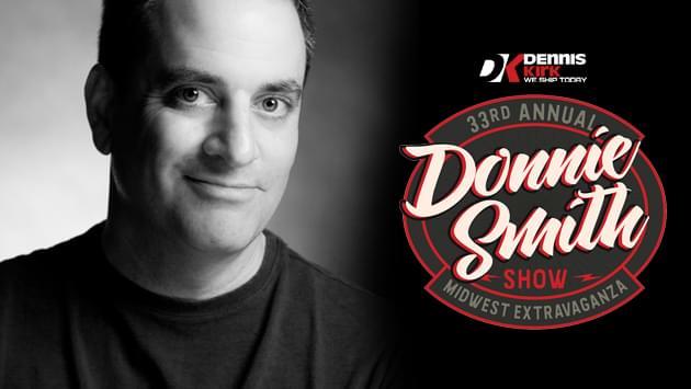APR 11 • Ray Erick at Donnie Smith Bike Show
