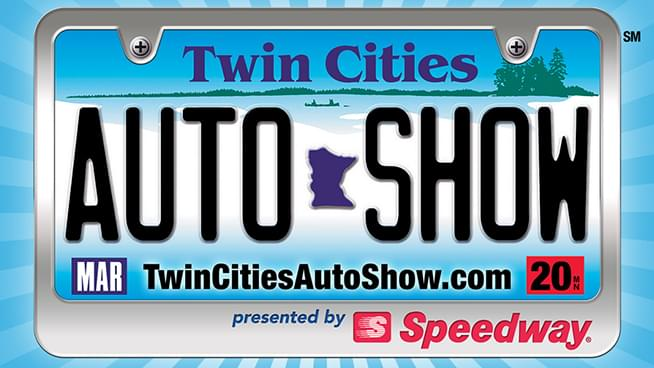 Win Twin Cities Auto Show Tickets!