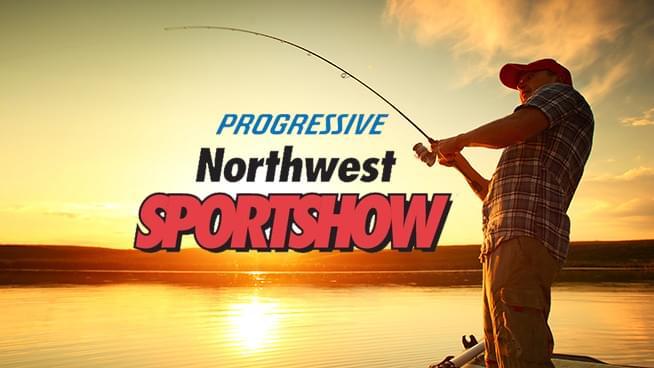 APR 2-4 • KQ at Progressive Northwest Sportshow
