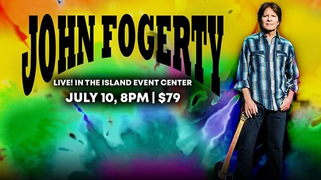 JUL 10 • John Fogerty