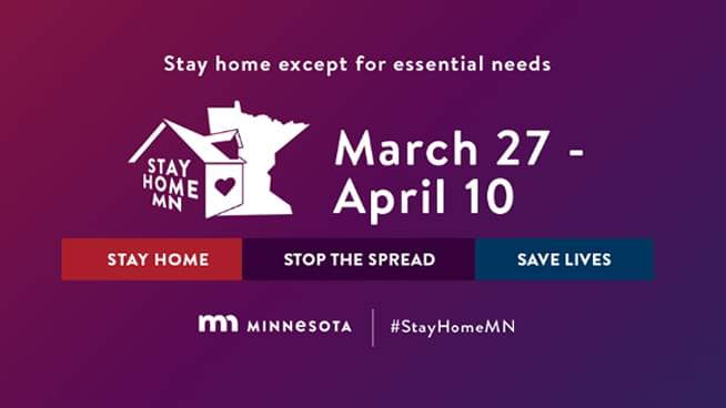 #StayHomeMN: What You Need to Know