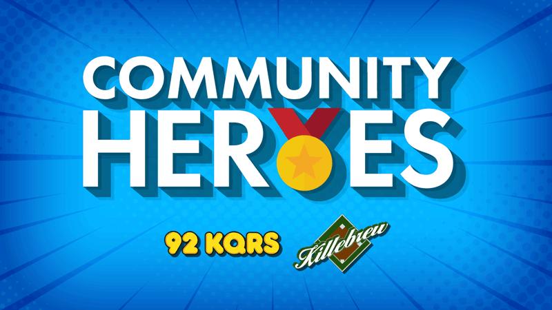 Nominate a Community Hero