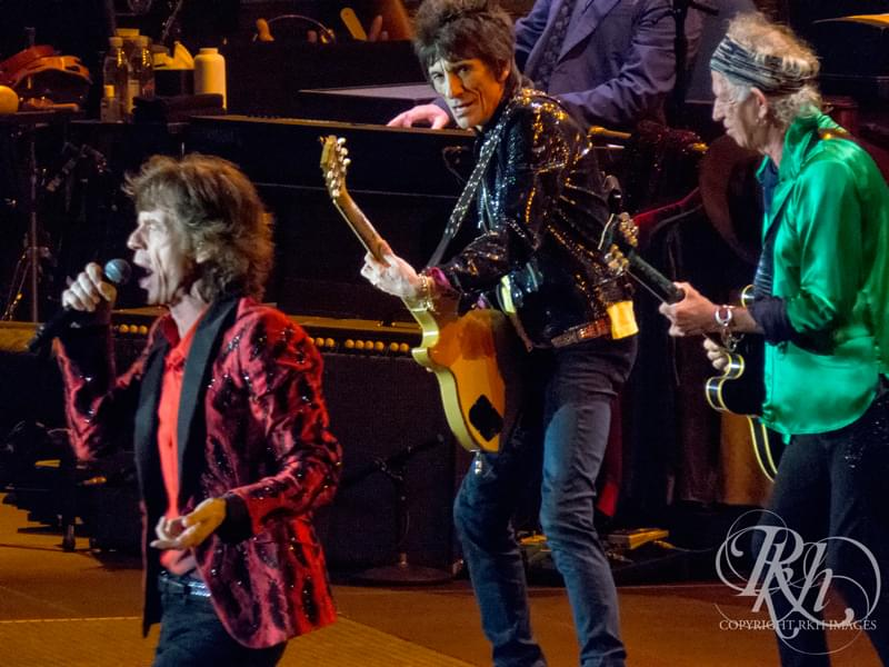 "The Rolling Stones release new song ""Living in a Ghost Town"""