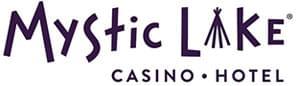 Mystic Lake - Talk & Text Line Sponsor