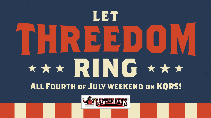 Let THREEdom Ring Weekend on KQ