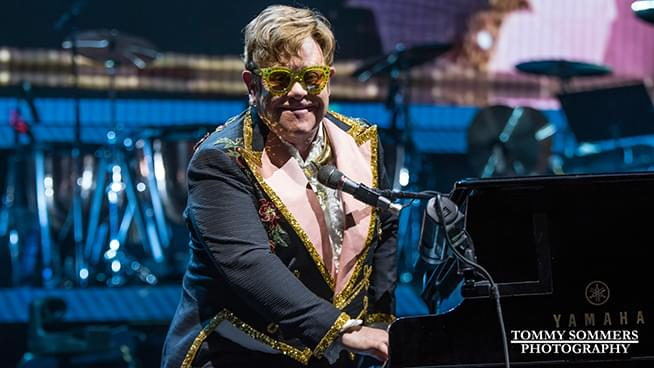 Elton John Launches Classic Concert Series