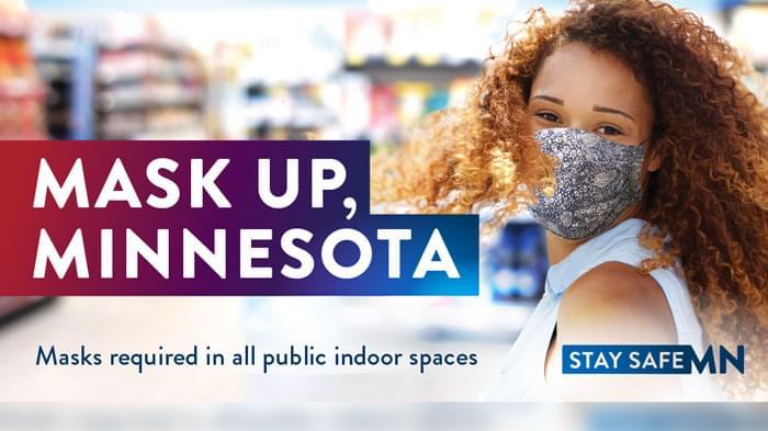 Mask Up, Minnesota!