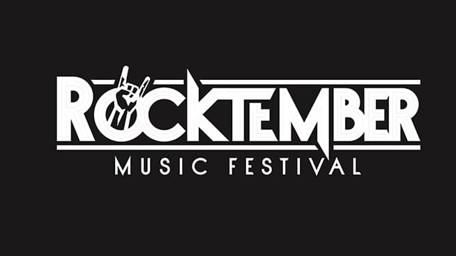 SEP 10 & 11 • RockTember Music Festival