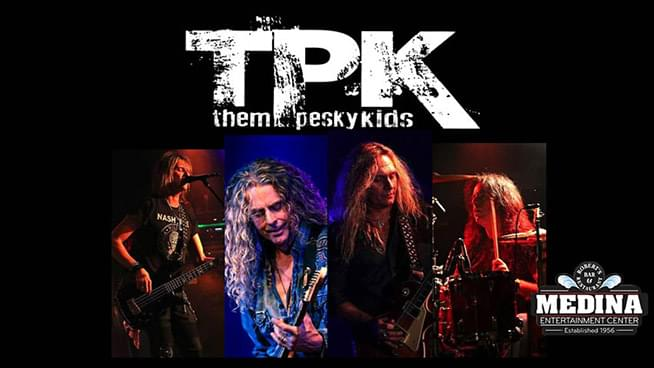 OCT 16 • Them Pesky Kids With Legacy of the Loud – Tribute to the 80's