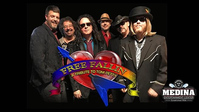 OCT 17 • Free Fallin' a Tribute to Tom Petty With Rubber Soul the Tribute, Acoustic Trio