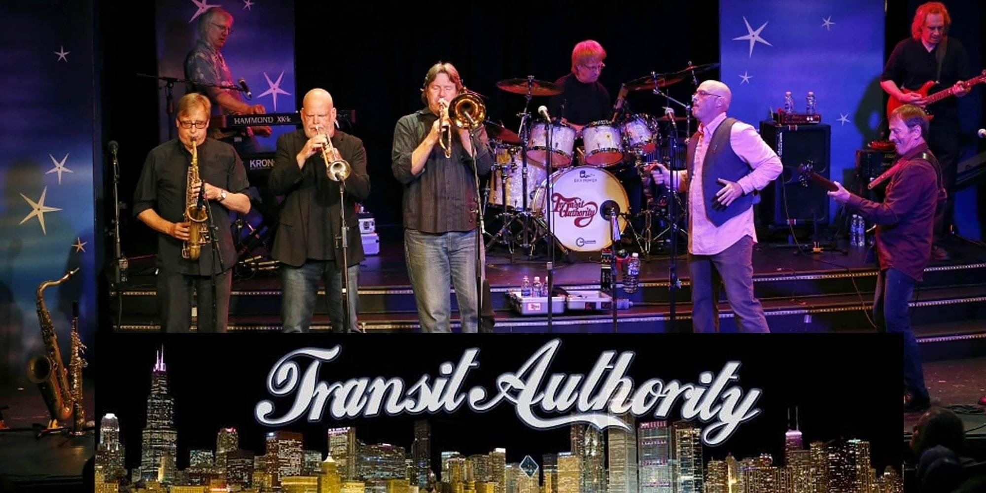 OCT 23 • Transit Authority Tribute to Chicago