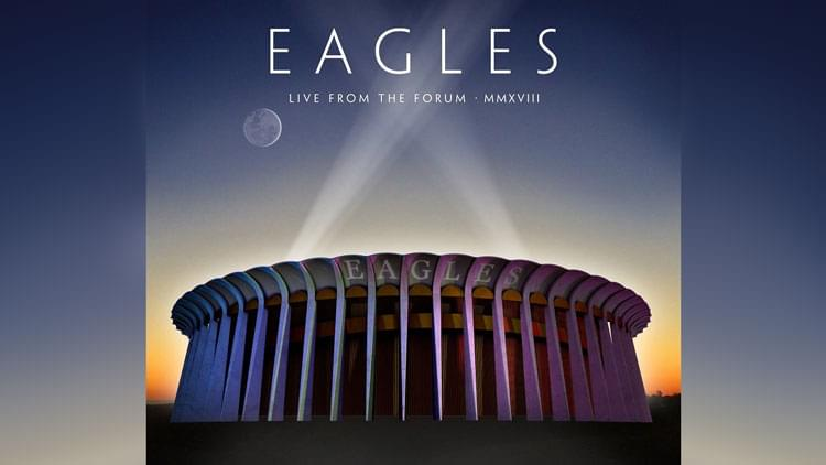 Enter to Win a 2 CD/Blu-Ray Copy of Eagles Live From The Forum