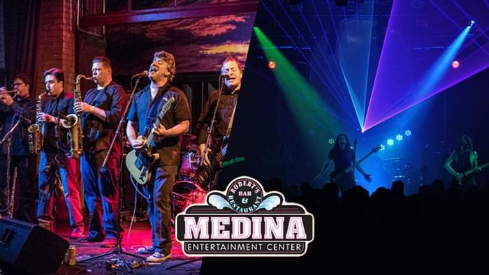 Enter to Win Tickets to an Upcoming Concert at Medina Entertainment Center!