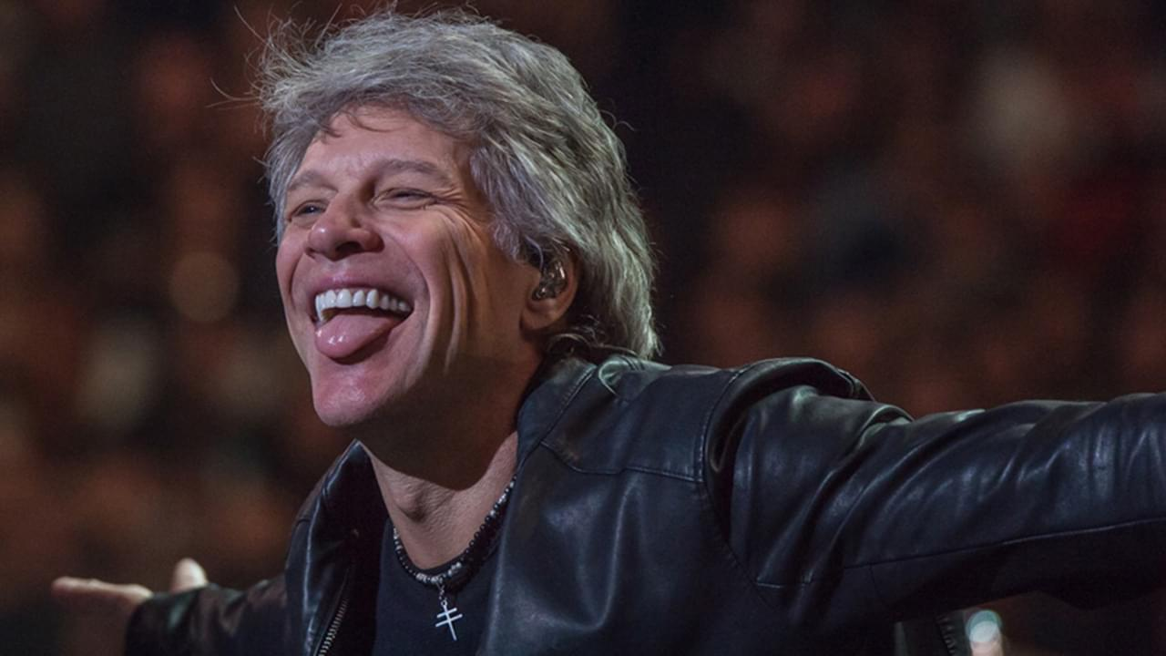 Jon Bon Jovi Releases Christmas EP