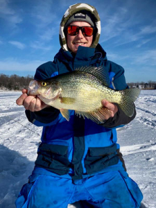 Show Us Your Catch Ice Fishing Photo Contest