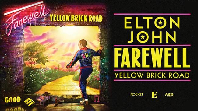 MAR 23 • Elton John