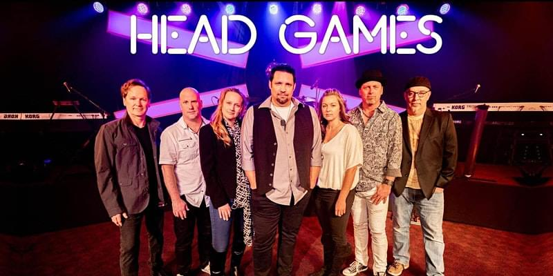 APR 23 • Head Games: A Tribute to Foreigner
