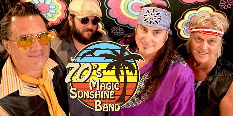 APR 30 • The 70's Magic Sunshine Band with guest Bootleg