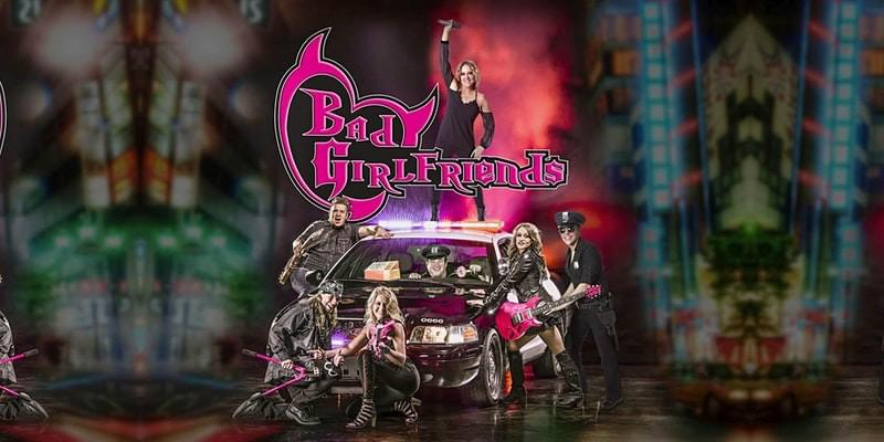 MAY 21 • Bad Girlfriends