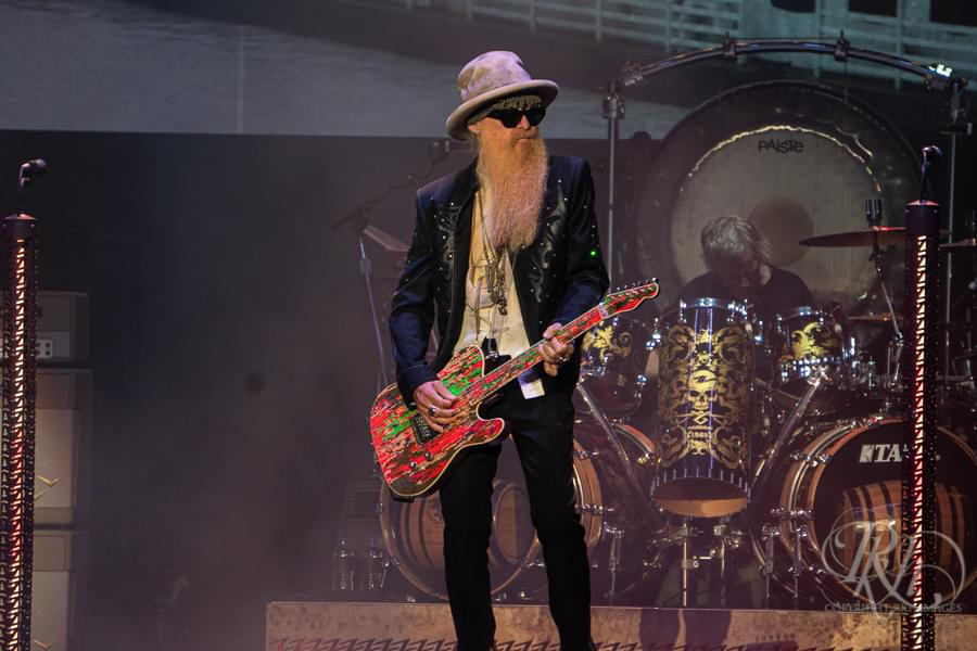 ZZ Top's Billy Gibbons Announces Third Solo Album