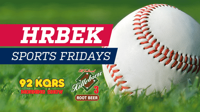 Hrbek Sports Fridays on the KQ Morning Show