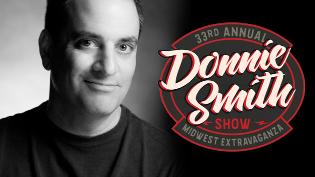 MAY 22 • Ray at 33rd Annual Donnie Smith Bike Show