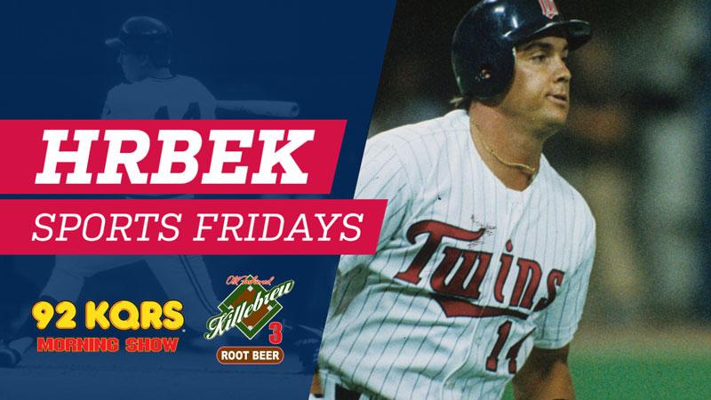 Hrbek Sports Fridays (April 15, 2021)