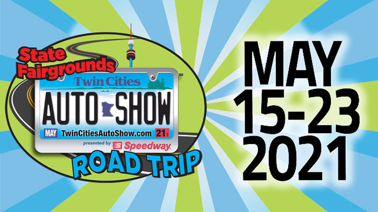 MAY 15-23 • Twin Cities Auto Show