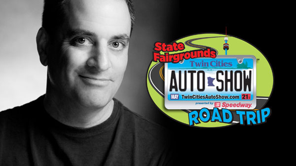 MAY 15 • Ray at the Twin Cities Auto Show
