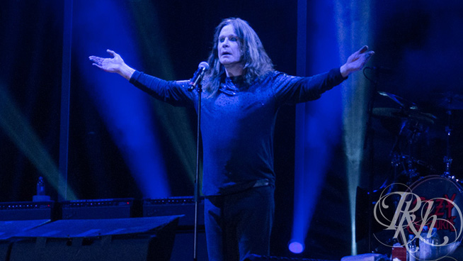 Ozzy's New Album to Feature All-Star Guitar Lineup