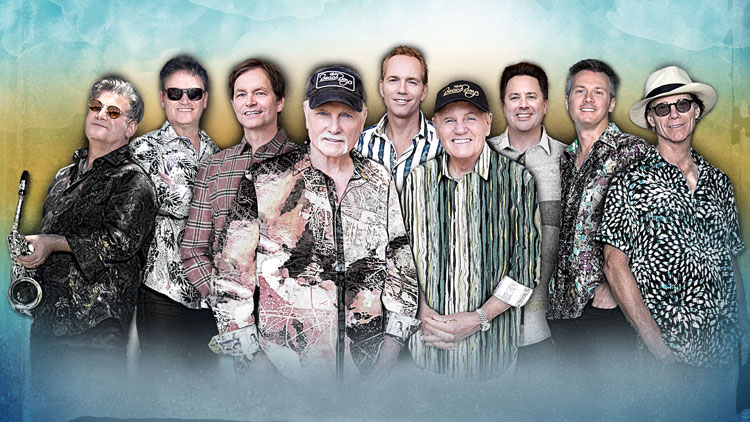 AUG 11 • The Beach Boys