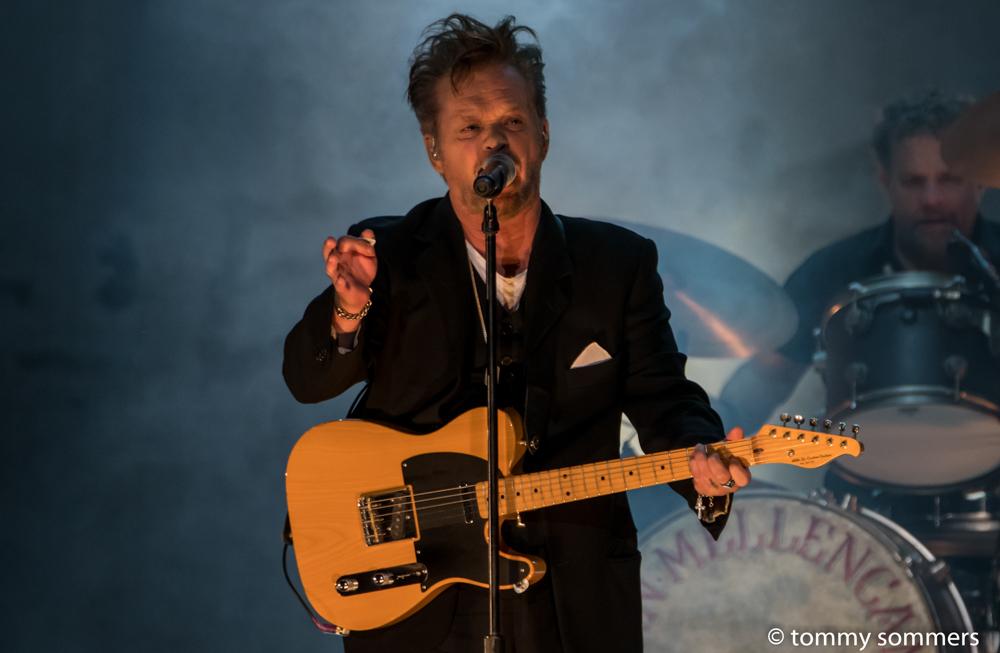 Springsteen Performs on Mellencamp's New Album