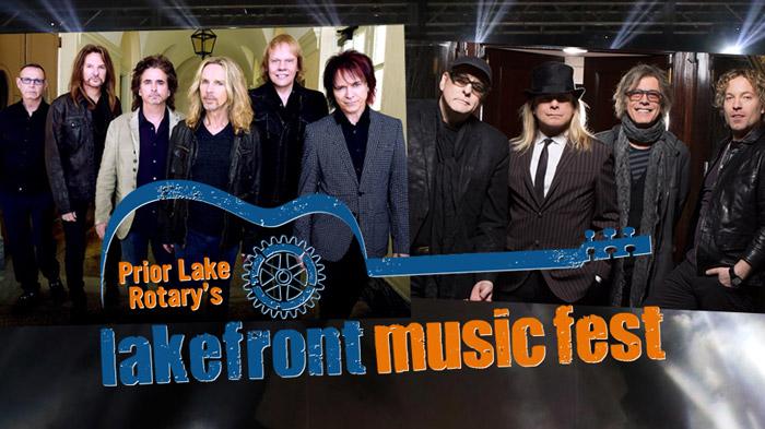 JUL 9 • Lakefront Music Fest (Rock Night)