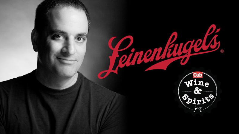 AUG 27 • Ray Erick & Leinenkugel's at Cub Wine & Spirits