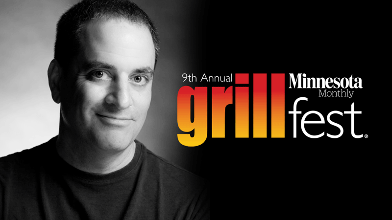 JUN 27 • Ray Erick at Minnesota Monthly's 9th Annual GrillFest
