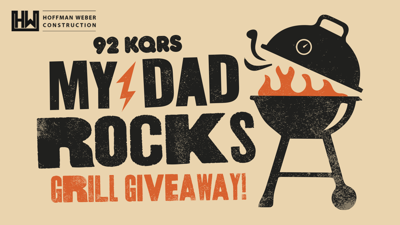 My Dad Rocks – Grill Giveaway!